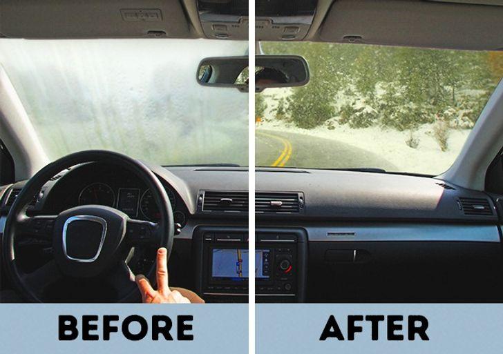 7 truket e mençura të kujdesit për veturat dimërore që do t'ju kursejnë një pazar të mirë kohe dhe telashe
