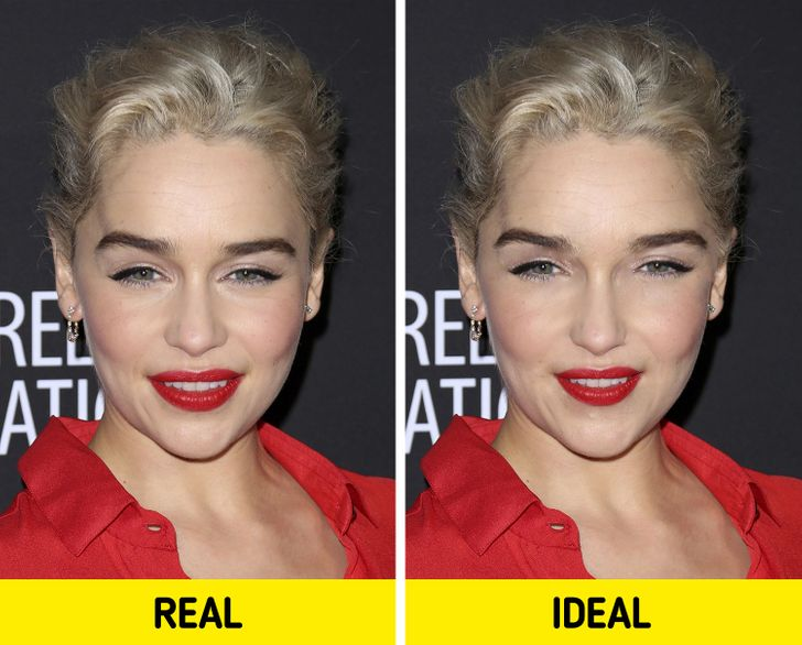 What 15 Celebrities Would Look Like If Their Face Fit the Golden Ratio