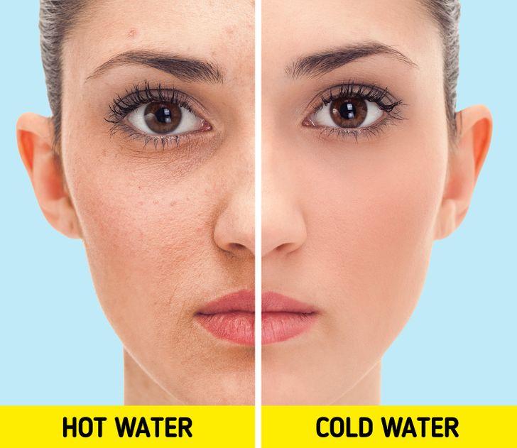 5 mrekullitë që një dush i ftohtë mund të bëjë për lëkurën tuaj