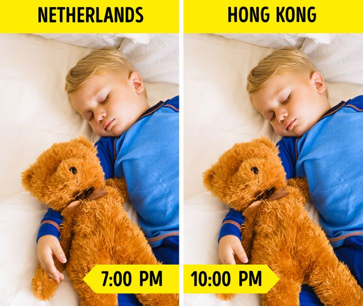 10+ Sleeping Habits From Around the World