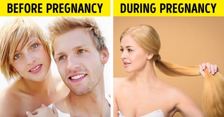 9 حقائق رائعة عن الحمل تظهر أن جسد المرأة لم يفاجئنا أبدًا