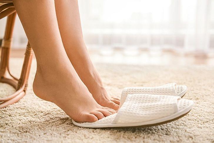 11 Geheimnisse, um stinkende Füße loszuwerden