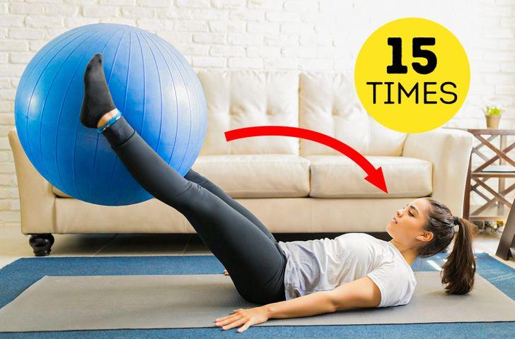 15 تمرينًا يمكنك القيام به للتخلص من دهون البطن ، إذا كان لديك 10 دقائق مجانية فقط يوميًا
