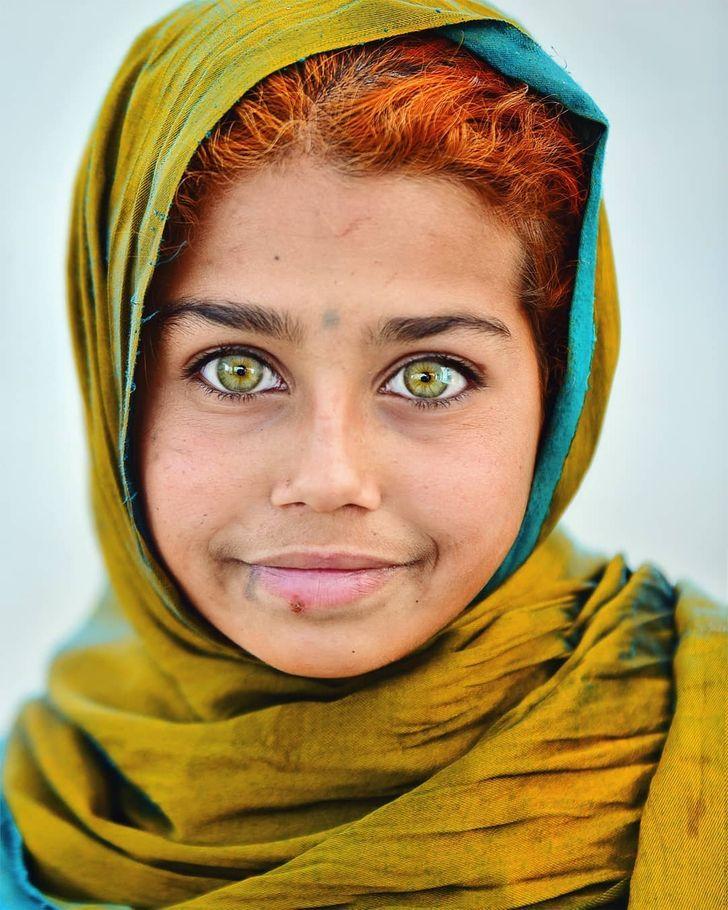 Abdullah Aydemir Mücevher Gibi Parlayan Çocuk Gözlerinin Güzelliğini Yakaladı