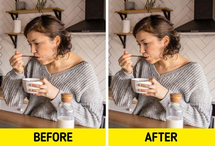 Prečo jesť rovnaké raňajky každý deň môže byť pre vás dobré