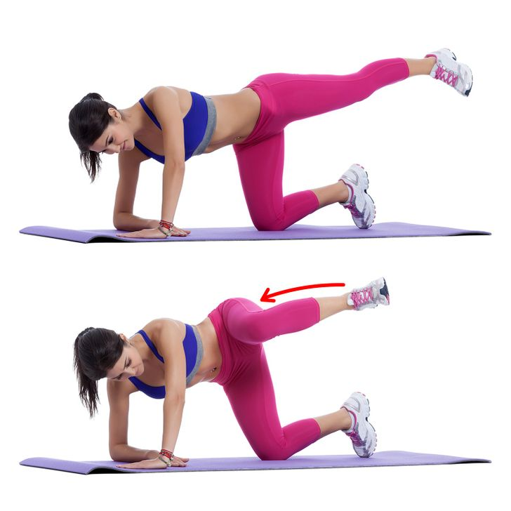 No More Squats: 9 Exercises to Have the Butt of Your Dreams
