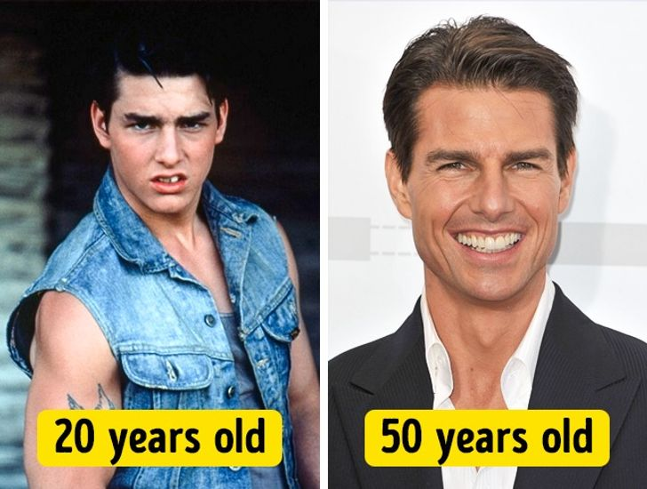 Celebrities Who Look Better at 40 Than in Their 20s