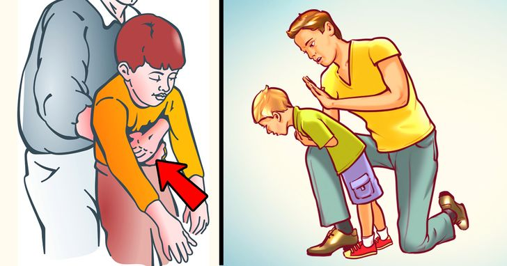 What to Do If Your Child Is Choking