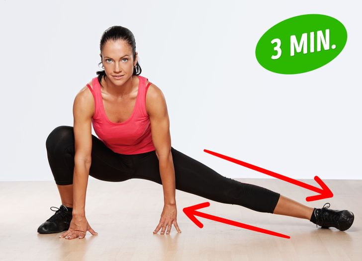 A 20-Minute Workout That Can Give You Runway Model Legs