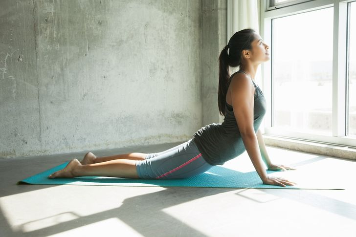 5Simple Exercises toHelp You Get InShape InNoTime AtAll