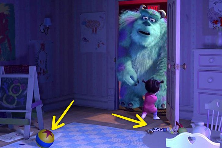 17 Cartoon Details That Prove Moviemakers Put Their Hearts and Souls Into What They Do