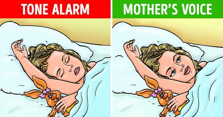 Whatfarë superfuqish sekrete ka zëri i një nëne