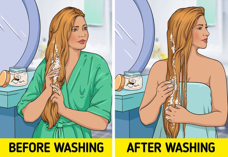 Ürünleri Kilerinizden Kullanarak Saçınıza Hacim Katmanın 10 Yolu