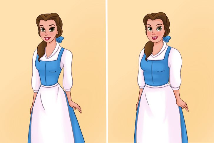 What 18 Fairy Tale Princesses Would Look Like If They Were Plus-Size Queens