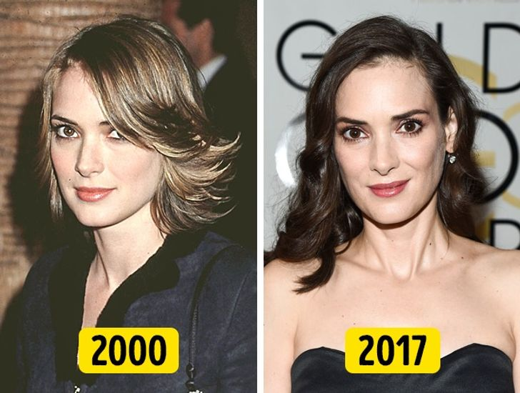 16 Stunning Hollywood Actresses 20 Years Ago and Now