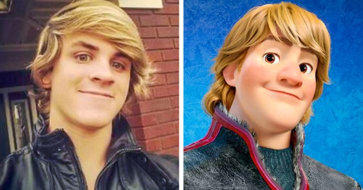 20 ordinary people who look like they came straight off the screen