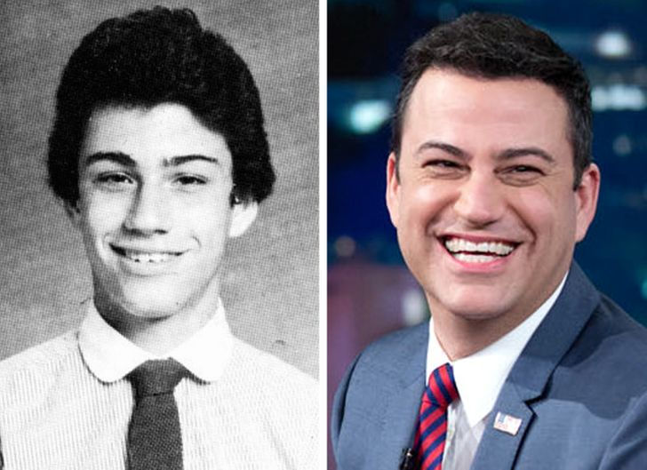 Young Jimmy Kimmel