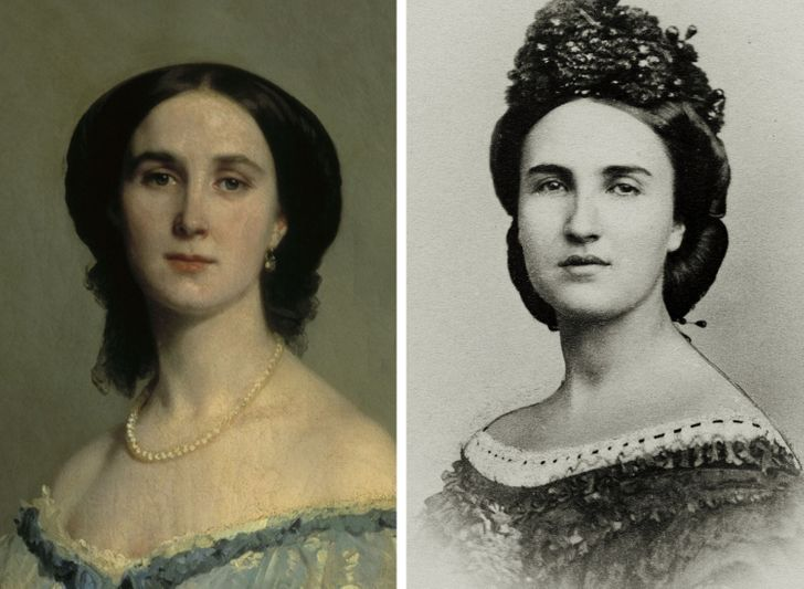 15 Famous People of the Past Whose Depictions Prove That Photoshop Existed, Even in the Nineteenth Century