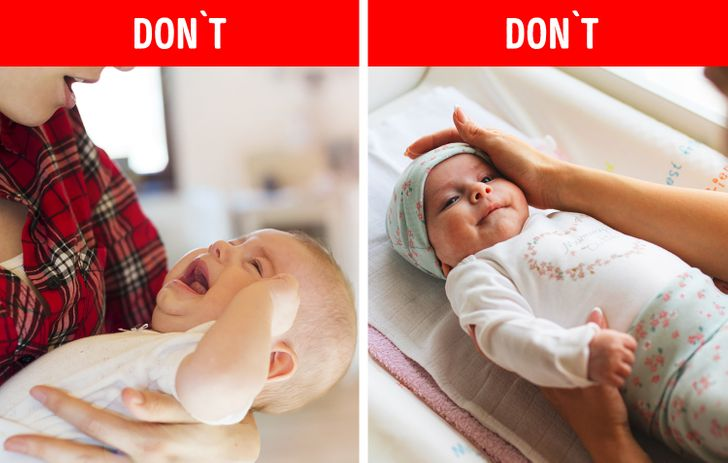 10 Mistakes Parents Make That Are Ruining Their Baby's Sleep
