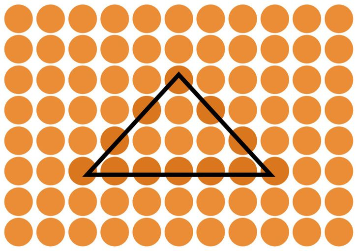 Did you manage to find the hidden shapes? Solution 1 of 15.
