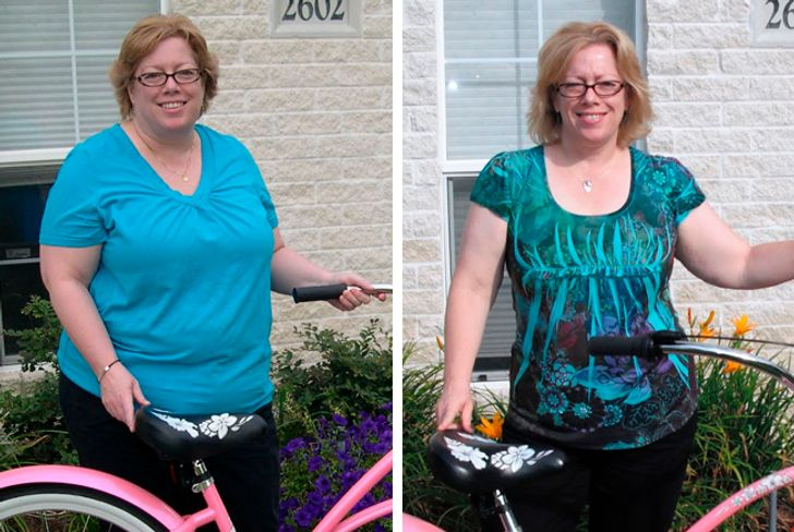 13 people who prove that it's never too late to change