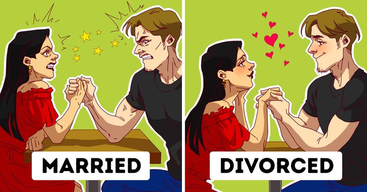 7 Reasons Why Divorce Is Better Than a Bad Marriage