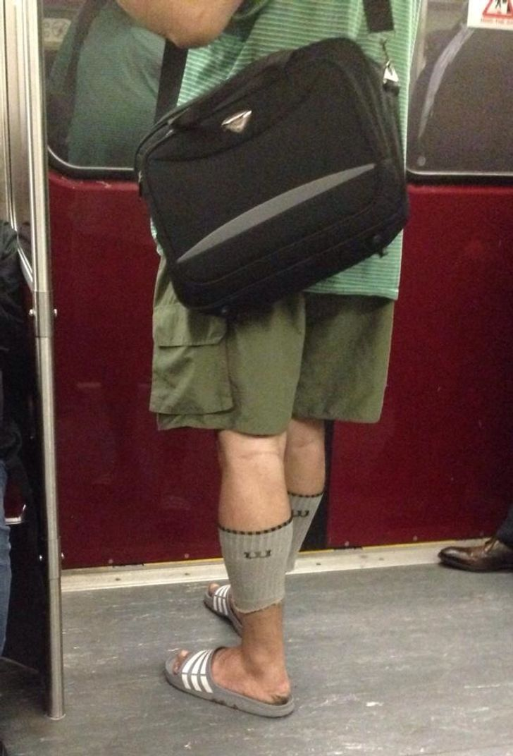 28 Fashion Crimes That Give Us the Creeps