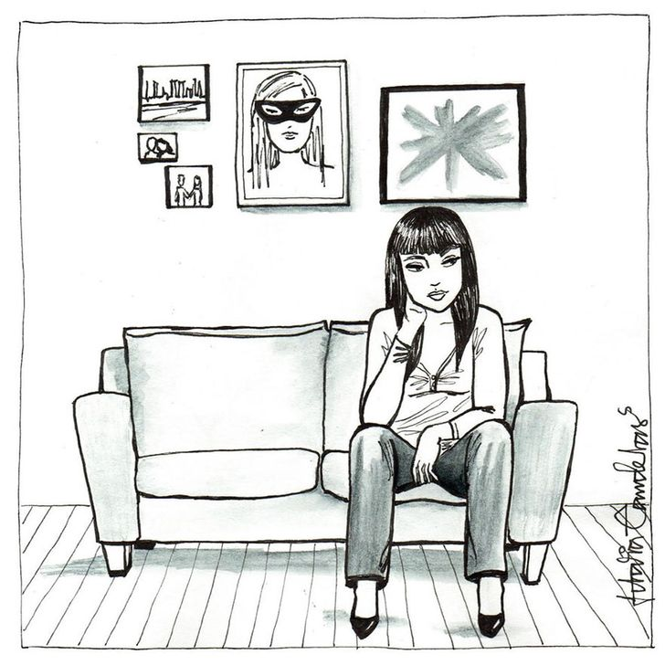 The Mexican Illustrator Who Shows How Fantastic Living Alone Can Be