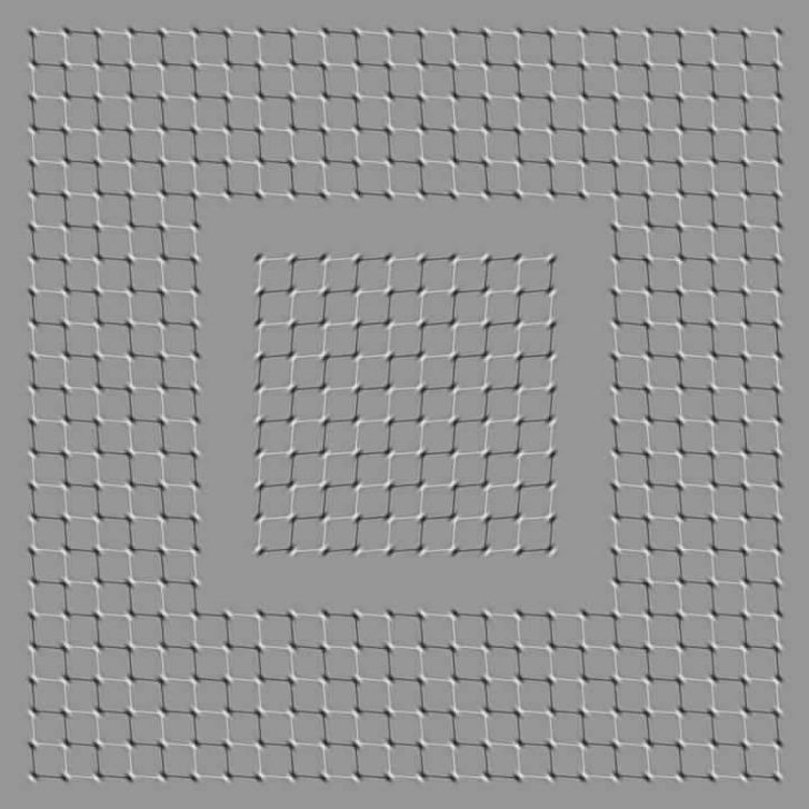 26 Weird Optical Illusions That Will Challenge Your Brain