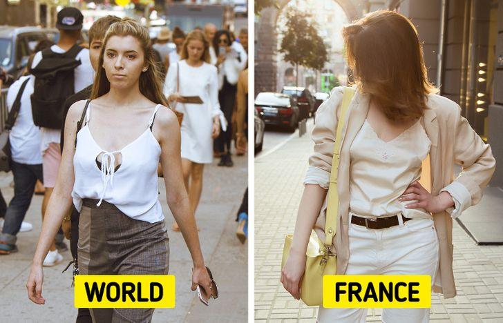 16 حيلة أزياء رائعة تستخدمها النساء الفرنسيات ويمكننا أيضًا استخدامها