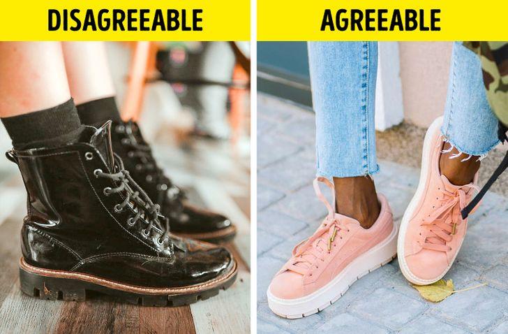 9 spôsobov, ako môže vaša postava definovať váš výber obuvi