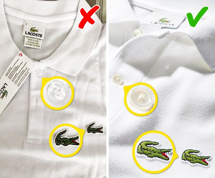 10 Little-Known Ways to Spot Fake Designer Clothes Right Away