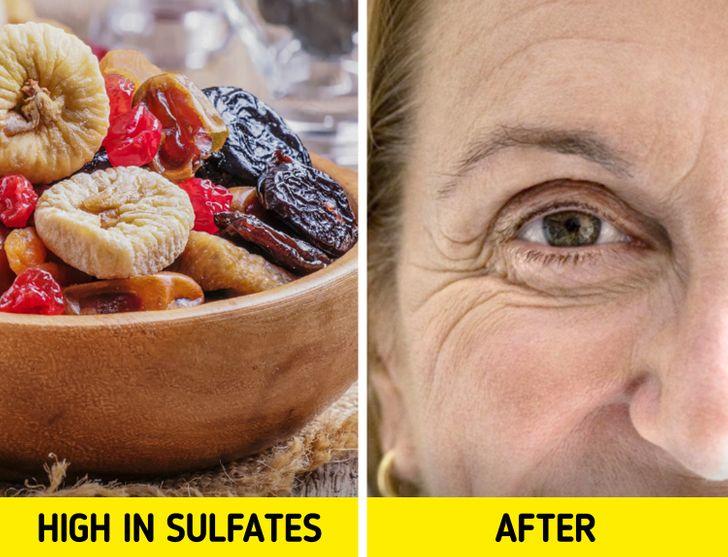 11 ushqime për të shmangur nëse doni një lëkurë të butë dhe pa rrudha