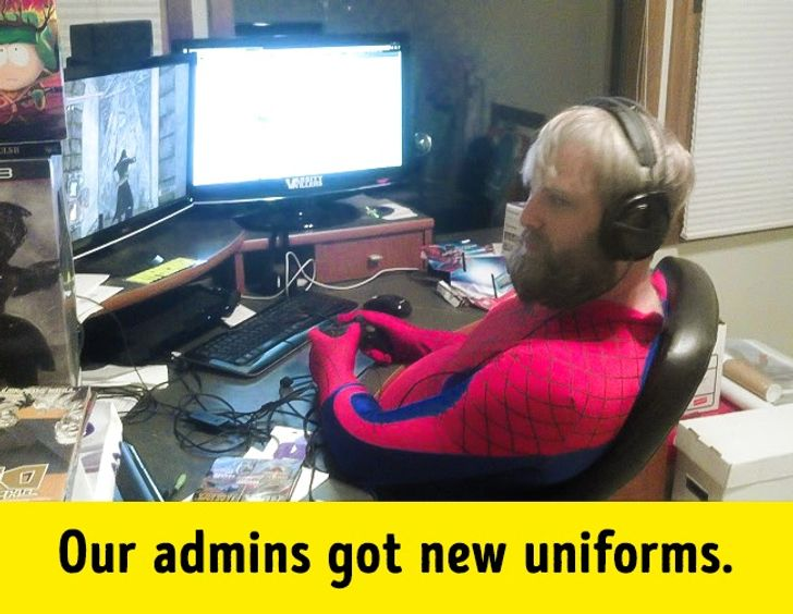 15 Pictures Proving Office Workers Are True Gurus of Sarcasm