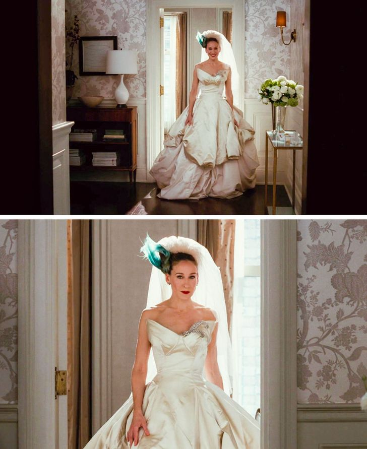 15 Iconic Movie Wedding Dresses That Took Our Breath Away