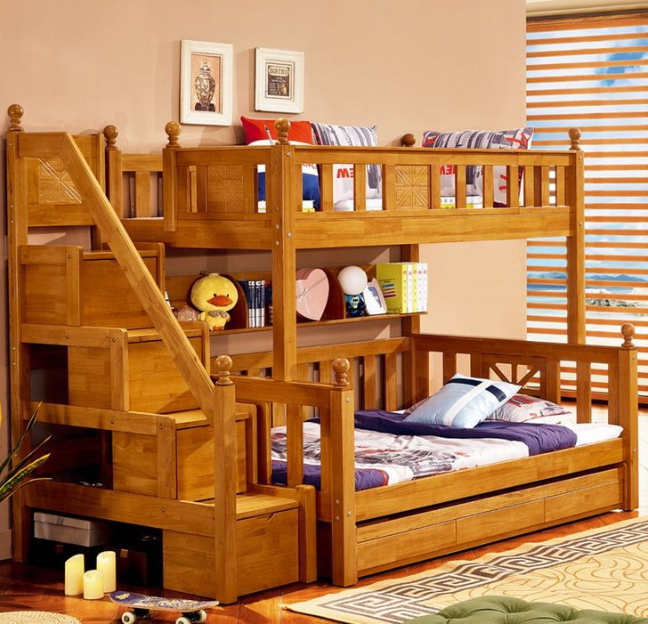 18 Bunk Bed Designs We Could Only Dream About In Our Childhood