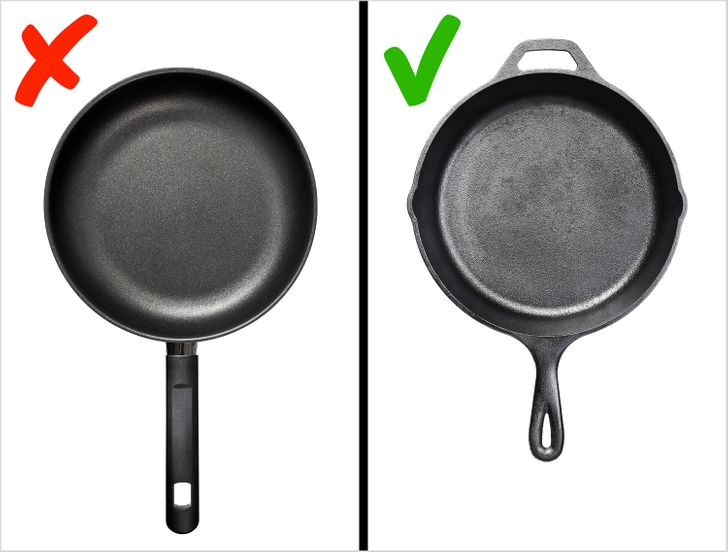 4Types ofToxic Cookware toAvoid and 4Safe Alternatives