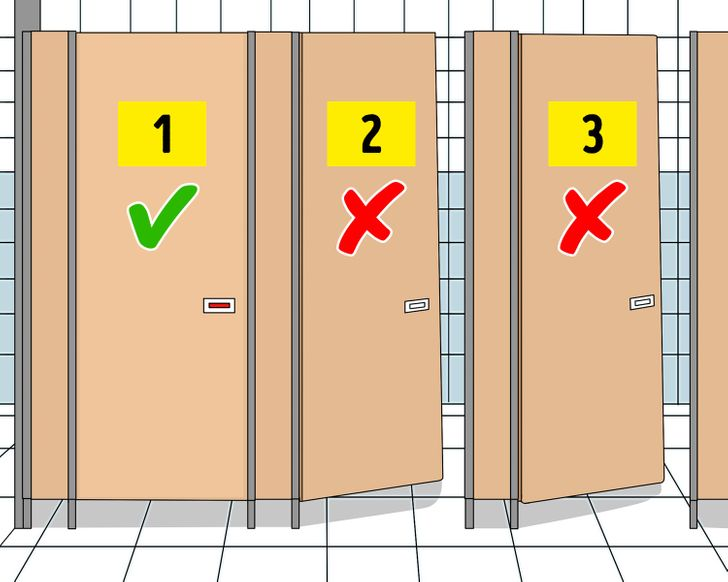 How to Use Public Toilets Safely