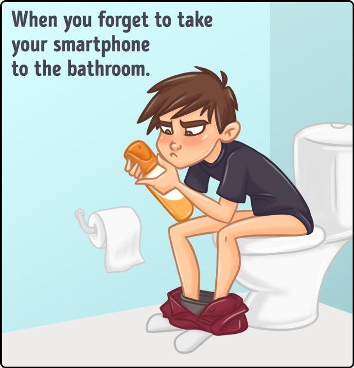 17Amusing Domestic Habits Everyone Will Recognize