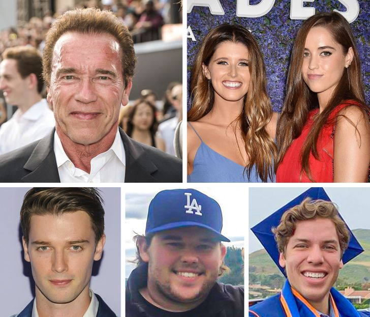 Take a Look at Children of Celebrities Who Are Famous for Their Unique Appearances