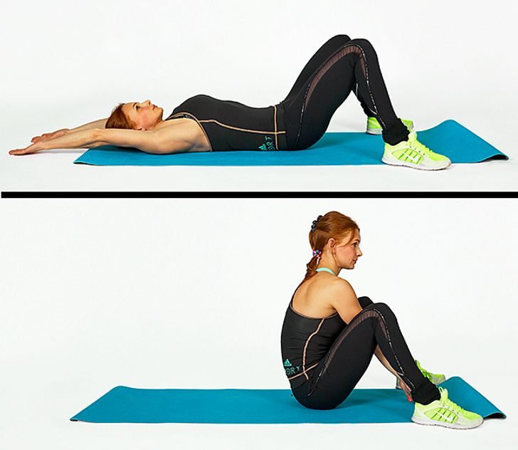 7 Exercises That Will Transform Your Whole Body in Just 4 Weeks