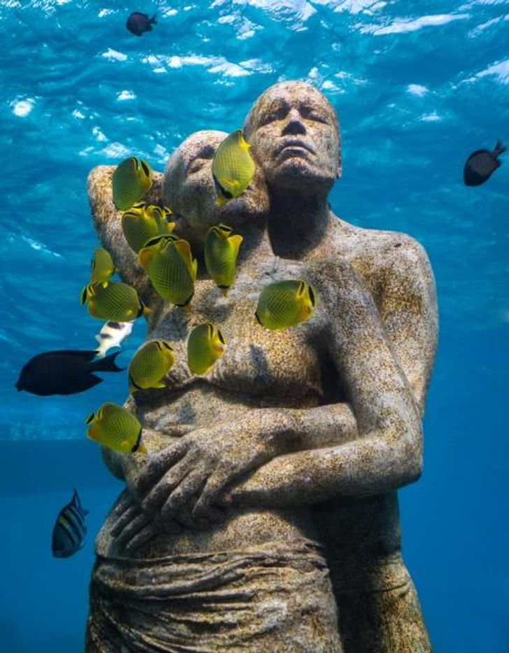14Amazing Water Sculptures That Take You toAnother World