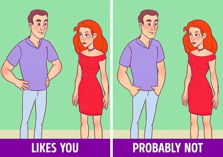 9 Signs a Person Likes You Even If You Don't Think So