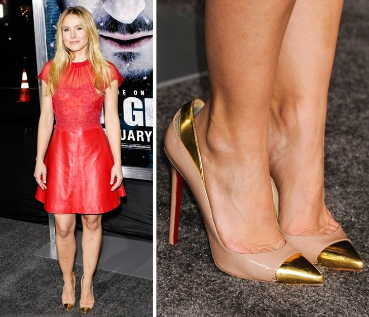 This IsWhy Celebrities Wear Shoes That Are Too Big for Them