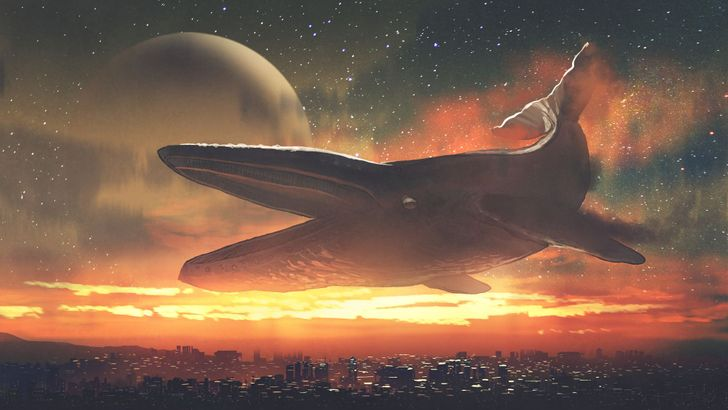 A Digital Artist Creates Illustrations That Can Take You Straight to a Parallel Universe