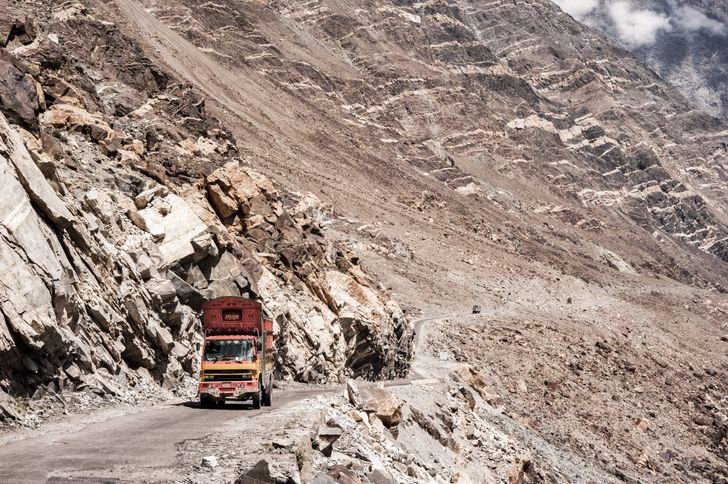The World's 14 Most Dangerous Roads That Take Your Breath Away