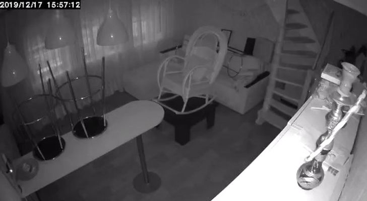 Internet Users Talk About the Weird Things They Saw on Security Cameras, and Couldn't Forget