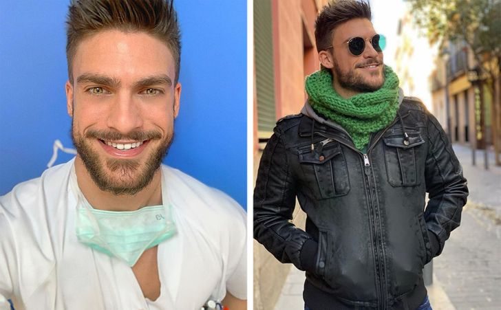 11 People From Different Professions Who Could Easily Become Models