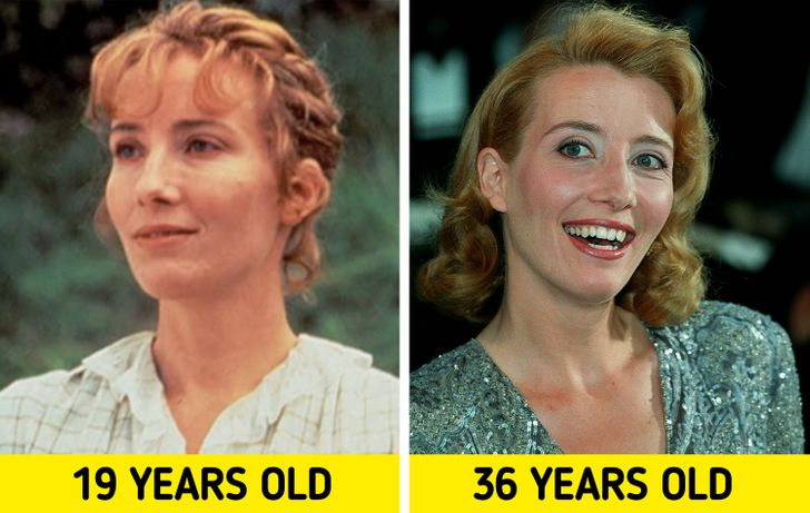 10 Actors Who Are Much Older Than the Characters They Play