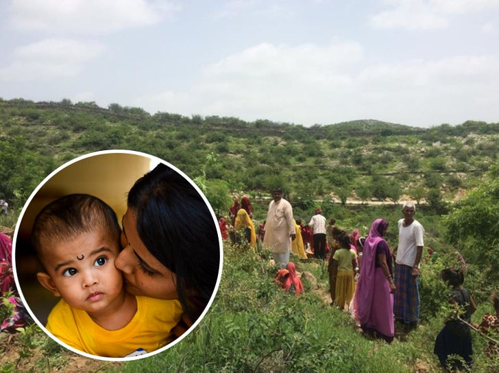 A Village Plants 111 Trees Every Time a Girl Is Born, and Now They Have a Whole Forest